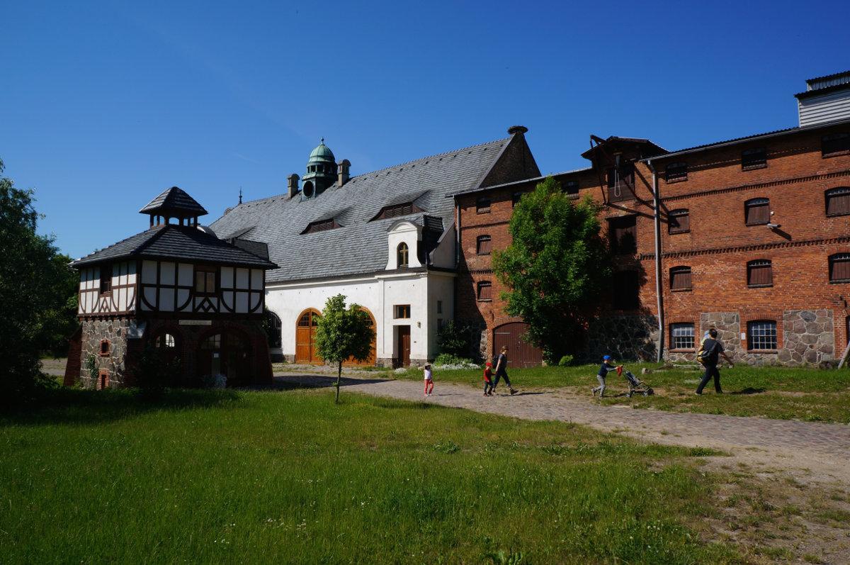 Gutsanlage Blücherhof